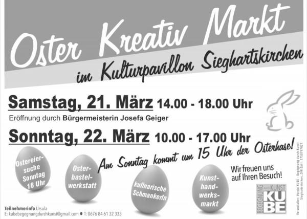 Oster-Kreativ-Markt